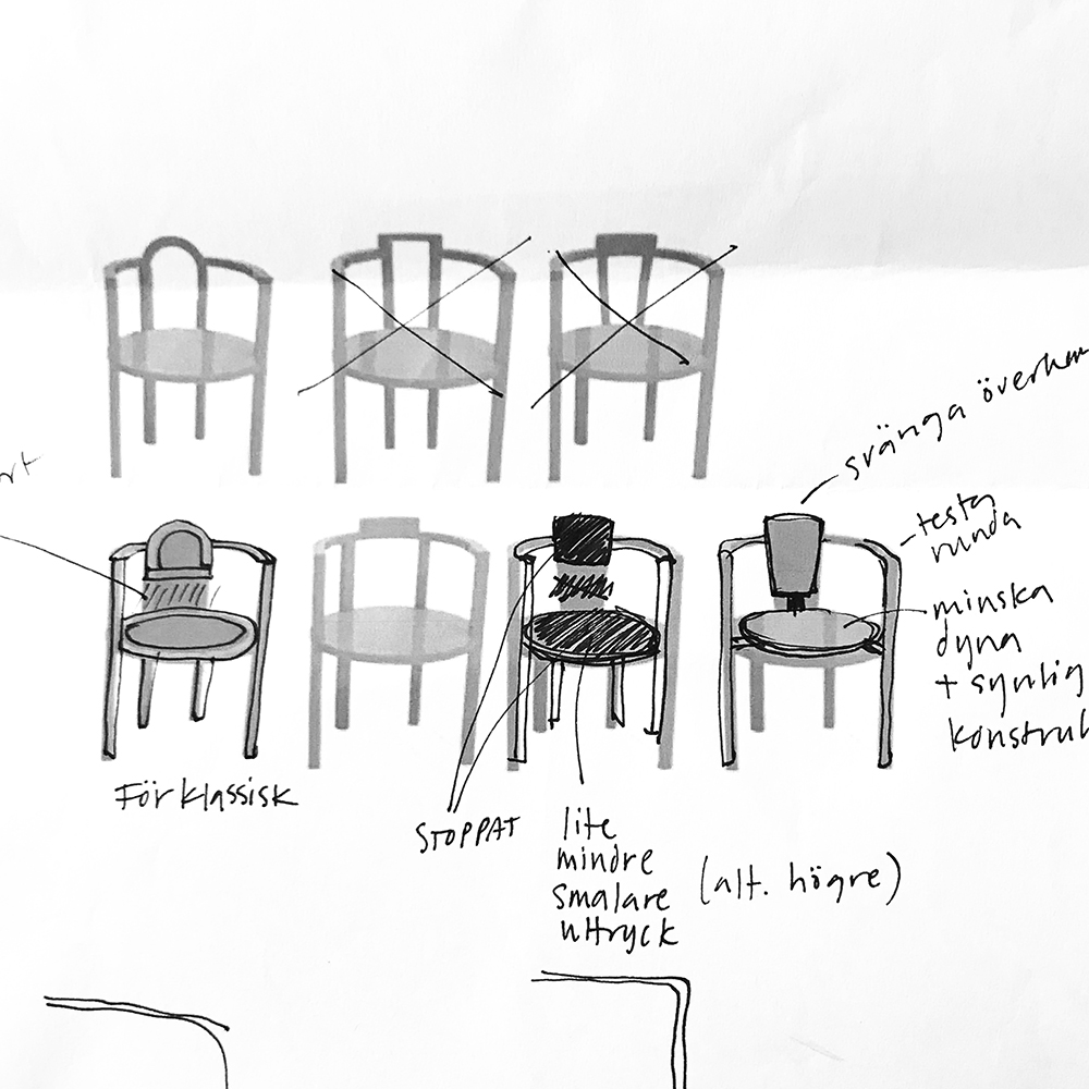 chairs process